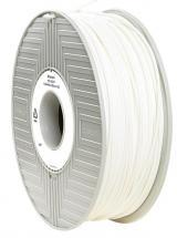 Verbatim 2.85mm White PLA Filament for 3D Printer, 119m Reel, 1kg