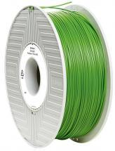 Verbatim 1.75mm Green PLA Filament for 3D Printer, 334m Reel, 1kg