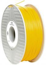 Verbatim 1.75mm Yellow PLA Filament for 3D Printer, 334m Reel, 1kg
