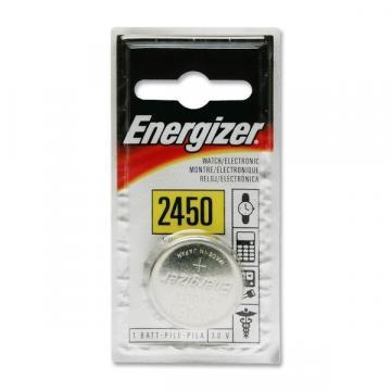 Energizer 2450 3-Volt Coin Watch Battery