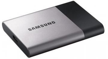 Samsung Portable 500GB External SSD T3