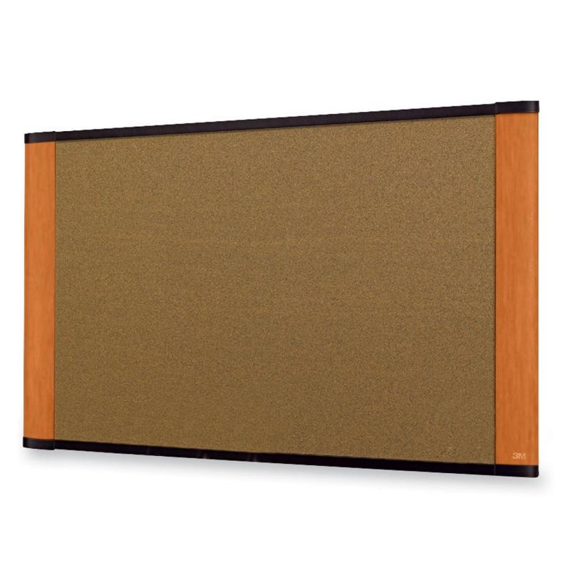 3M Wide-screen Style Bulletin Board