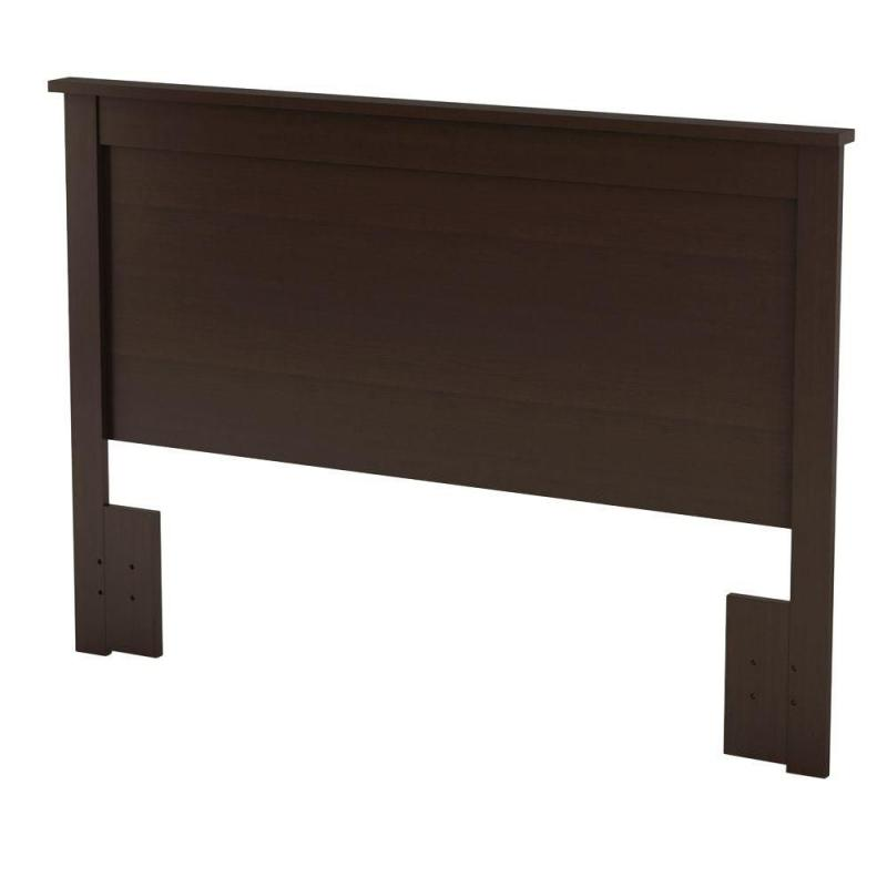 South Shore Bel Air, Full/Queen Headboard, Chocolate
