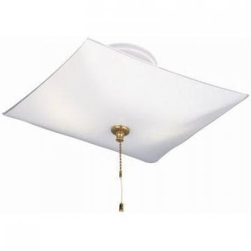 Westinghouse Westinghouse 2-Light Ceiling Fixture With Pull Chain