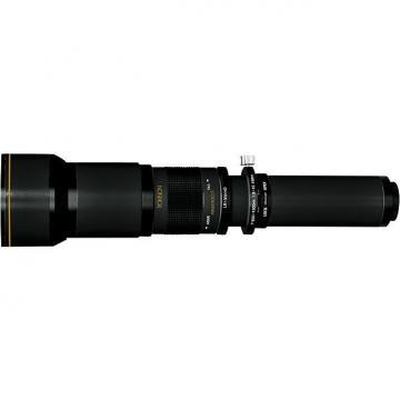 Rokinon 650-1300mm Super Telephoto Zoom Lens for Pentax