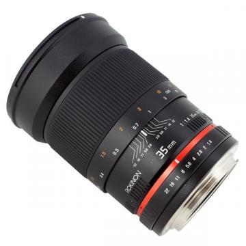 Rokinon 35mm F1.4 AS UMC Wide Angle Lens
