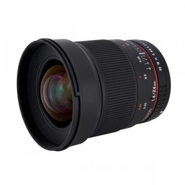 Rokinon 24mm F1.4 ED AS IF UMC E-Mount Wide Angle Lens