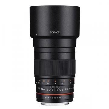 Rokinon 135mm F2.0 ED UMC Telephoto Lens for Nikon Digital SLR Cameras