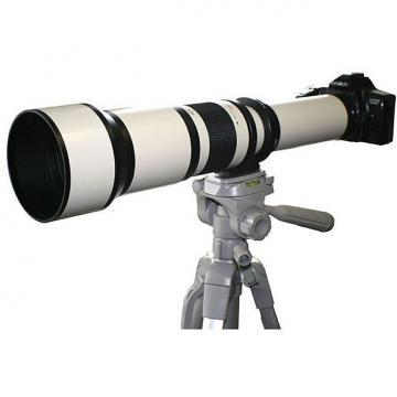 Rokinon 650-1300mm Super Telephoto Zoom Lens for Olympus