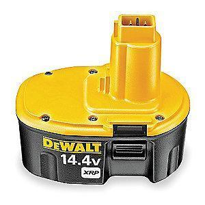 DeWalt XRP  Battery, 14.4 Voltage, NiCd