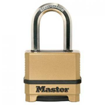 "Master Lock Magnum 2"" Resettable Combination Padlock"
