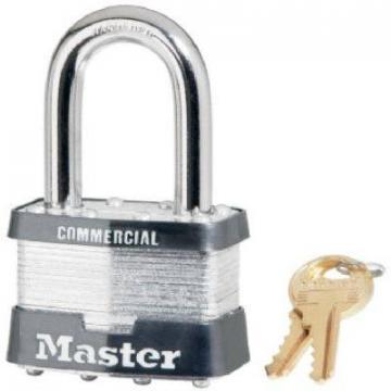 "Master Lock 2"" Keyed-Alike Laminated Padlock"