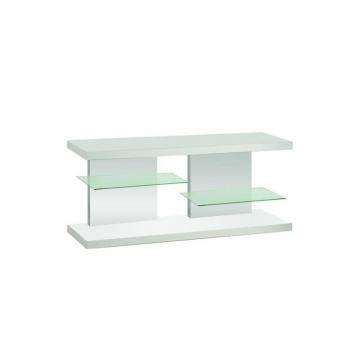 "Monarch TV Stand - 48""L / White"