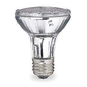 GE 35W Halogen Lamp, PAR20, Medium Screw (E26), 270 lm, 2600K