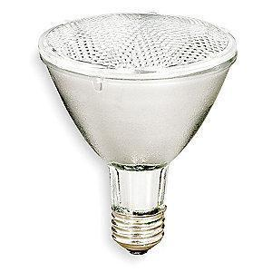 GE 38W Halogen Lamp, PAR30L, Medium Screw (E26), 550 lm, 2850K