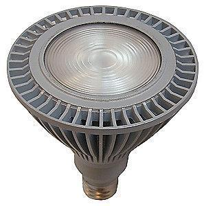 GE 26W LED Lamp, PAR38, Medium Screw (E26), 1500 lm, 3000K