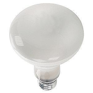 GE 65W Incandescent Lamp, BR30, Medium Screw (E26), 610 lm, 2600K