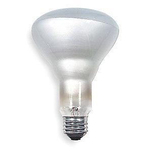 GE 65W Incandescent Lamp, BR30, Medium Screw (E26), 725/670 lm, 2800K