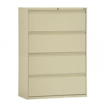 Sandusky 800 Series 5 Drawer Lateral File Putty Color