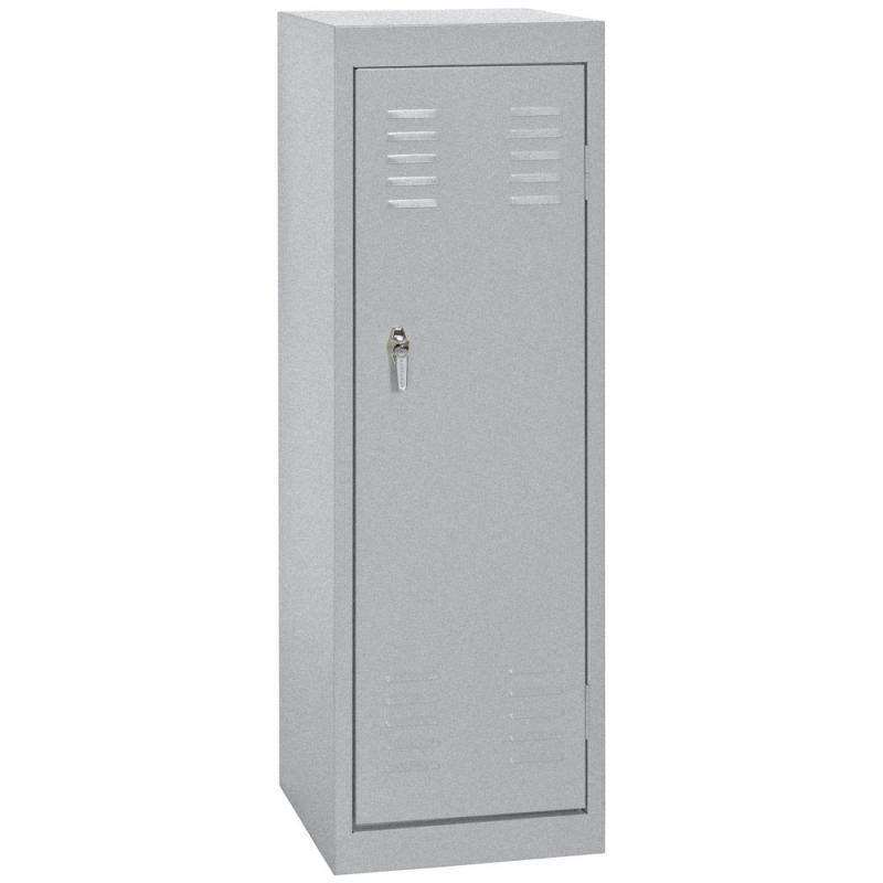 "Sandusky 15"" L x 15"" D x 48"" H Welded Steel Locker in Multi Granite"