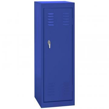 "Sandusky 15"" L x 15"" D x 48"" H Welded Steel Locker in Ocean"