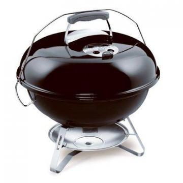 Weber Jumbo Joe Portable Grill,  18-In.