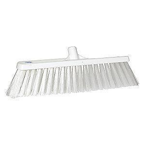 Vikan 29205 Polyester Broom Head, Block Size 2-1/2 x 19""