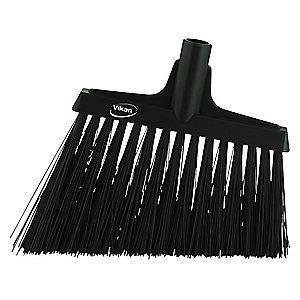Vikan 29149 Polyester Angle Broom, Length 11-13/16""