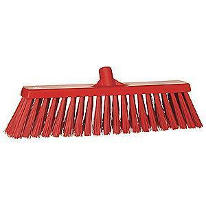 Vikan 29204 Polyester Broom Head