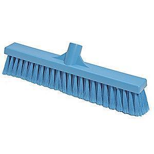 Vikan 31783 Polypropylene Broom Head, Block Size 2 x 16""