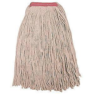 Tough Guy 16W208 Cotton Cut End Wet Mop, 1 EA