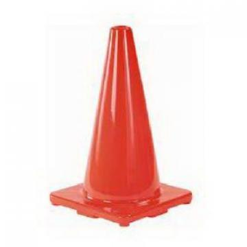 Safety Works 18-Inch Orange Safety Cone