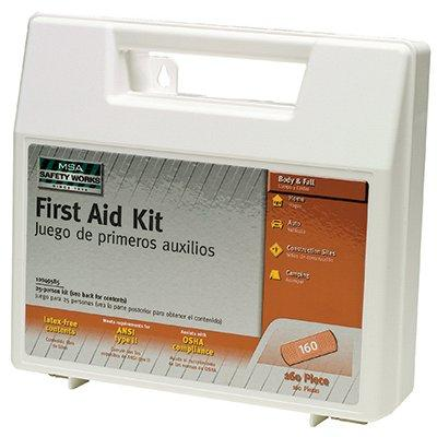 Safety Works First-Aid Kit, 160-Pc.