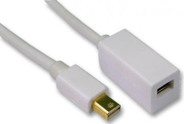 Pro Signal Mini DisplayPort Extension Cable, 2m White