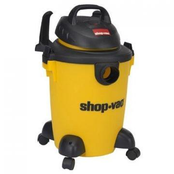 Shop-vac Shop-Vac Wet/Dry Vac, 3-HP, 6-Gal.
