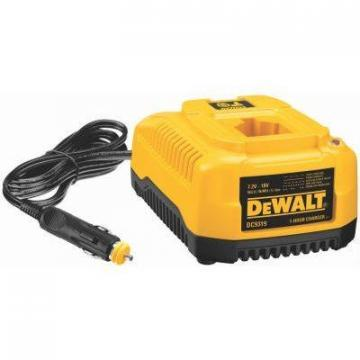 DeWalt 7.2- to 18-Volt Ni-Cad/Ni-MH 1-Hour Vehicle Charger