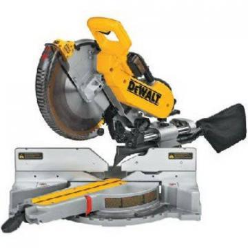 DeWalt Sliding Compound Miter Saw, 12-Inch, 15A
