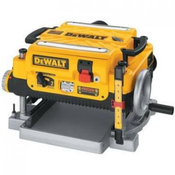 DeWalt Heavy-Duty Portable 2-Speed Planer, 13-Inch