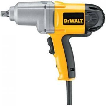 DeWalt Heavy-Duty Impact Wrench with 1/2-Inch Chuck