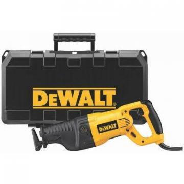 DeWalt Orbital Reciprocating Saw Kit