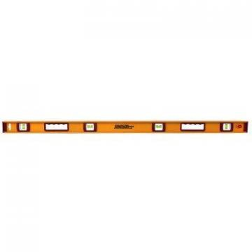 Johnson Magnetic I-Beam Level, Heavy-Duty Aluminum, 48-In.
