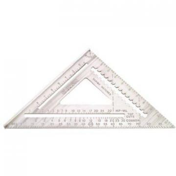 Johnson 12-Inch Rafter Angle Square