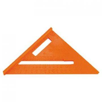 Johnson 7-Inch Orange Structo Rafter Angle Square