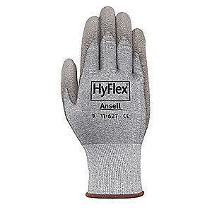 Ansell Polyurethane Cut Resistant Gloves, High-Performance Polyethylene