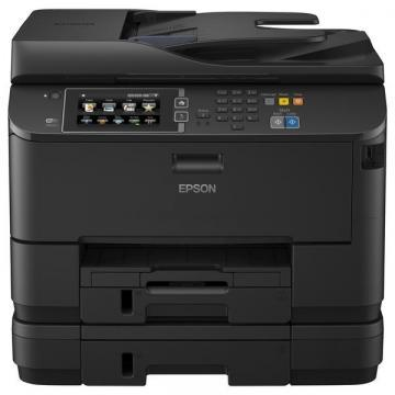 Epson WorkForce Pro WF-4640 Inkjet Multifunction Printer - Color