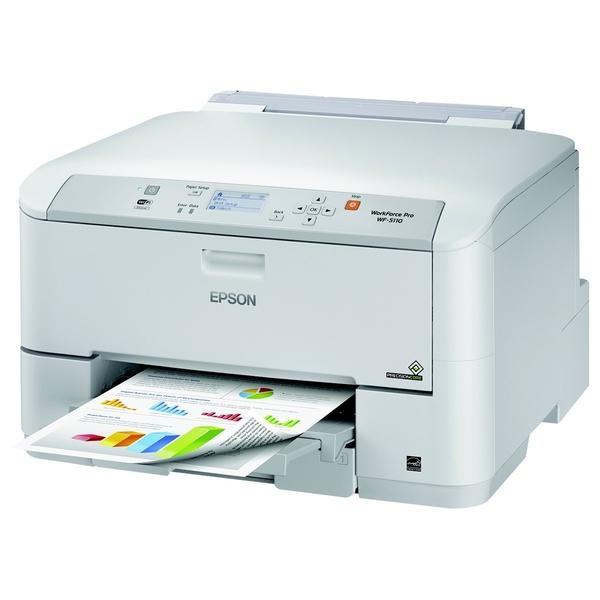 Epson WorkForce Pro WF-5110 Inkjet Printer - Color - 4800 x 1200 dpi