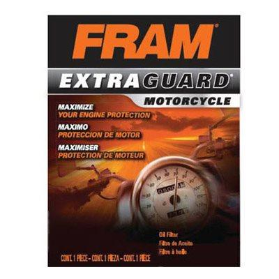 Fram CH6101 Motorcycle Oil Filter Cartridge