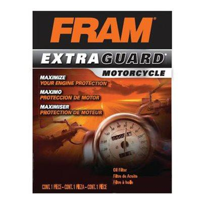 Fram PH6017A Motorcycle Oil Filter Spin-On