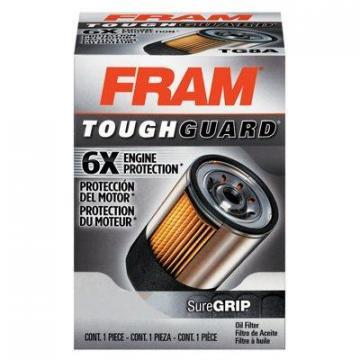 Fram Tough Guard TG4967 Premium Oil Filter Spin-On