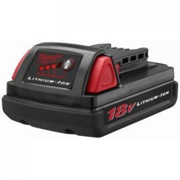 Milwaukee 18-Volt Compact Lithium-Ion Battery Pack